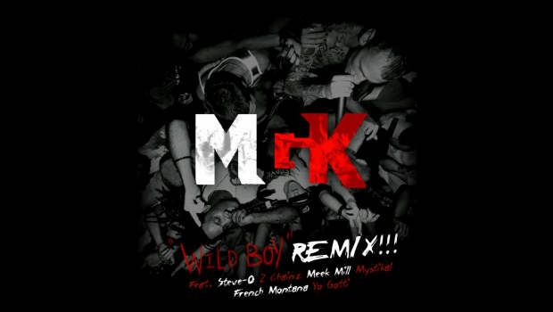 MGK (Feat. 2 Chainz, Meek Mill, Steve-O, Mystikal, French