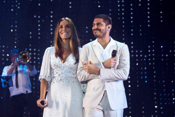 Ivete Sangalo e Criolo -Show
