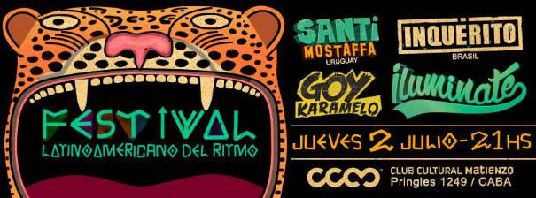 Festival Latinoamericano Del Ritmo_Com Inquerito