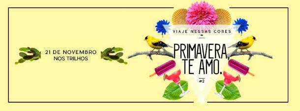 Festival Primavera, Te Amo 2015
