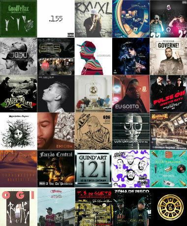 Collage rap 2015