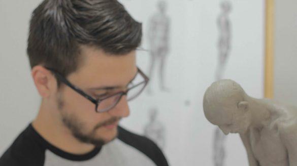 Giovani Caramello apresenta obras hiper-realistas inéditas na OMA