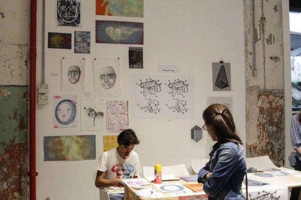 Em sua quinta edição, mostra de lambe-lambes abre inscrições para artistas
