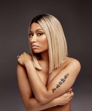 Nicki Minaj especial mulher