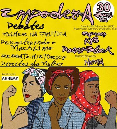 Curitiba recebe evento feminino EMPODERA