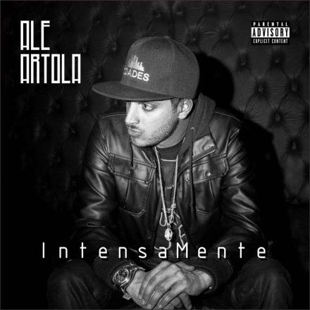 """Capa """"IntensaMente"""", de Ale Artola"""