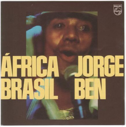 África Brasil, disco de Jorge Ben Jor