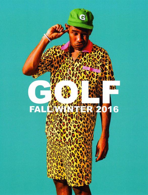 Tyler the Creator apresenta catálogo de moda da Wolf Gang 2016