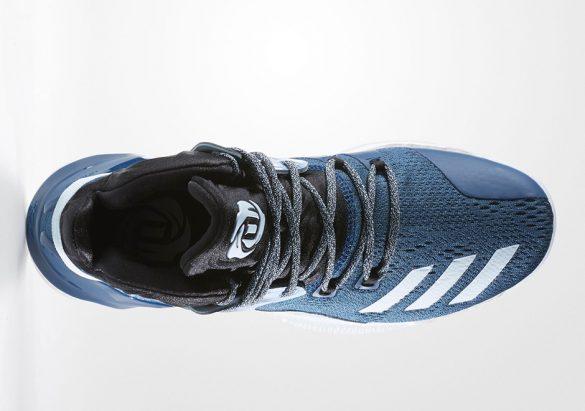 """Adidas lança o sneaker D Rose 7 """"Halloween"""", parceria com o jogador de basquete Derrick Rose"""
