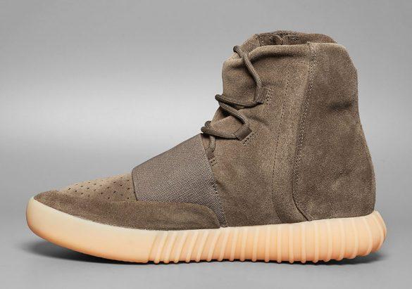 """Kanye West e Adidas lançam o tênis """"Yeezy BOOST 750 – Light Brown"""", lucro será revertido para o Haiti"""