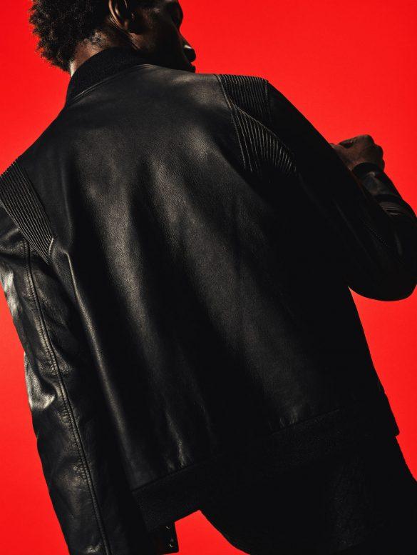 John Elliott e Blackmeans lançam coleção de jaquetas de couro para inverno