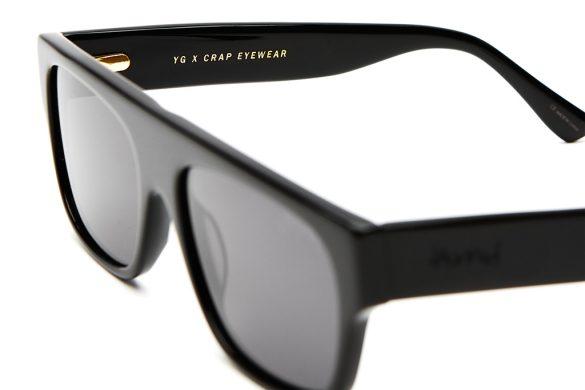 YG e Crap Eyewear lançam linha de óculos de sol