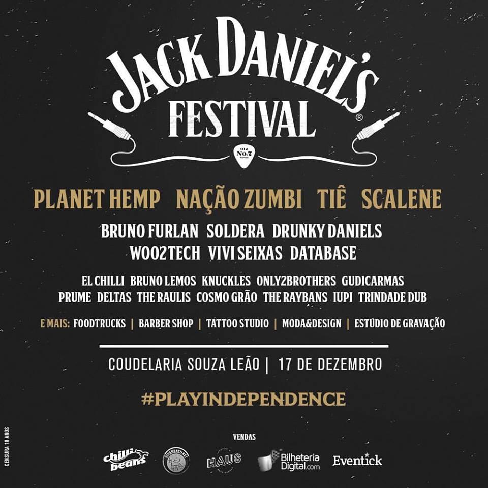 Pelo segundo ano consecutivo Jack Daniel s Festival promete mais de ... e37e91fca06