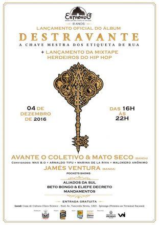 lancamento-do-album-destravante-avante-o-coletivo-flyer-evento