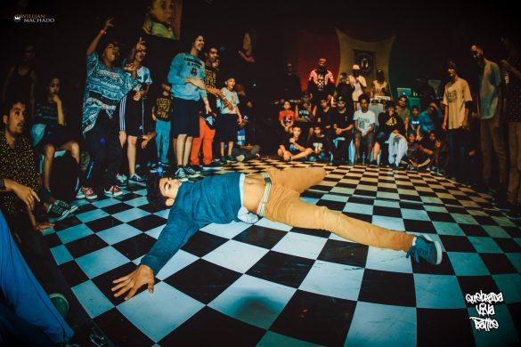 Quebrada Viva Battle resgata a cultura de rua