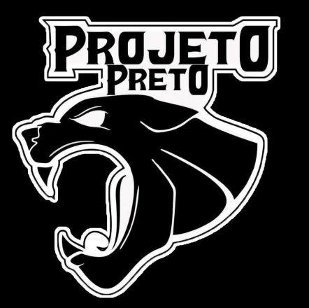 Projeto Preto Logo