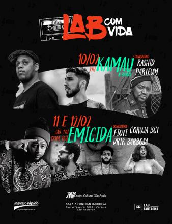 Festival Lab Com Vida 2017