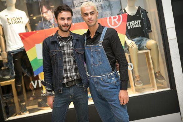 Levi's lança Coleção Pride 2017 – levantando a bandeira da luta e proteção dos direitos da comunidade LGBTQ