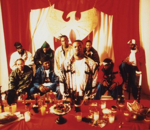 Wu Tang Clan reunidos