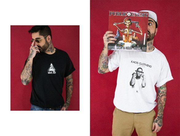 KAOS lança coleção Primavera/Verão — inspirada na juventude dos anos 90
