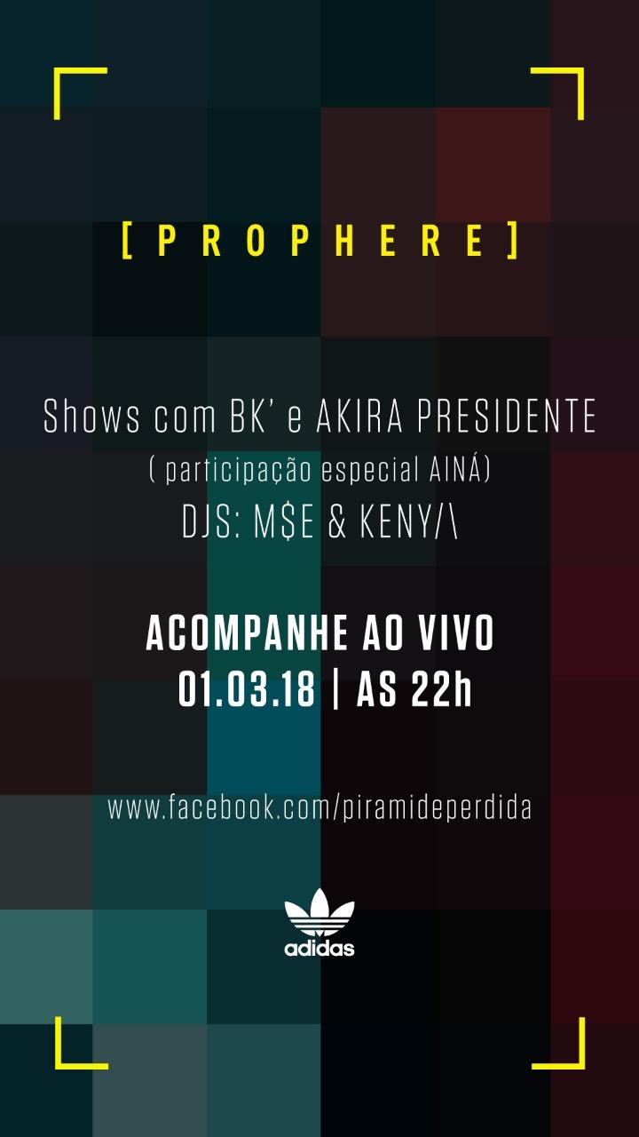 0ec367851be adidas Originals lança novos Prophere no Brasil com festa no Rio de ...