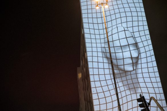 adidas Originals realiza intervenção artÍstica na esquina da Paulista com a Consolação