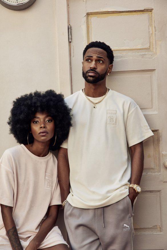 Rapper Big Sean lança collab de estreia com a PUMA como parte da campanha de Suede 50