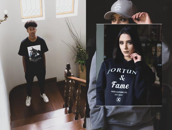 KAOS reforça seu lado rebelde com coleção inverno 2018