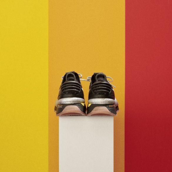 PUMA traz novo chunky sneaker inspirado nos sintetizadores da Roland