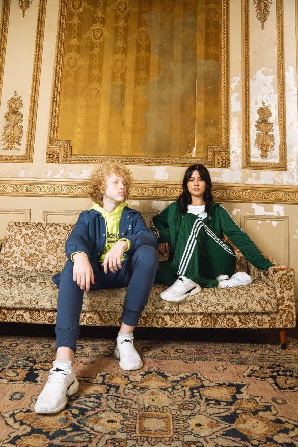 adidas apresenta os novos P.O.D.System, em campanha especial com Enrico Cardoso e a cantora Clau
